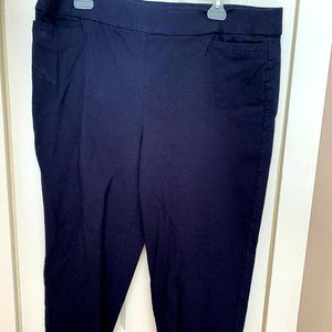 Alfred Dunner Dress Pants Size 18